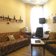 Отель Elizabeths Youth Hostel Латвия, Рига - отзывы, цены и фото номеров - забронировать отель Elizabeths Youth Hostel онлайн комната для гостей фото 3