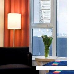 Отель Park Inn by Radisson Malmö 4* Стандартный номер с различными типами кроватей фото 3