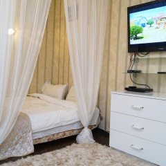 Апартаменты Акрополь на Суворова 8 Апартаменты разные типы кроватей фото 11