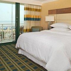 Sheraton Virginia Beach Oceanfront Hotel 3* Стандартный номер с различными типами кроватей фото 5