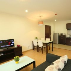 Апартаменты Song Hung Apartments Улучшенные апартаменты с различными типами кроватей фото 24