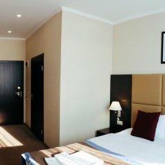 Апарт-отель Форвард 4* Стандартный номер с двуспальной кроватью фото 16