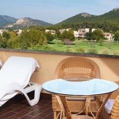 Отель Golf Santa Ponsa балкон