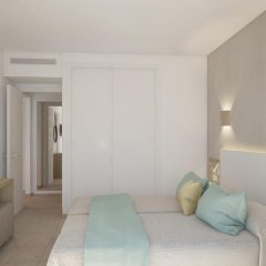 Отель Apartamentos Cala d'Or Playa Улучшенные апартаменты с различными типами кроватей фото 7