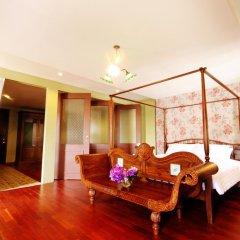 Отель The Road Feung Nakorn Бангкок интерьер отеля