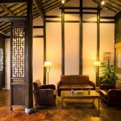 Отель Suzhou Shuian Lohas Вилла с различными типами кроватей фото 22