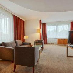 Radisson Blu Hotel, Krakow 5* Стандартный номер с различными типами кроватей фото 3
