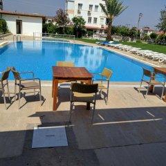 Sırma Garden Hotel Сиде бассейн