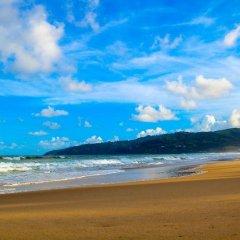 Отель Sun Paradise Villas Karon пляж