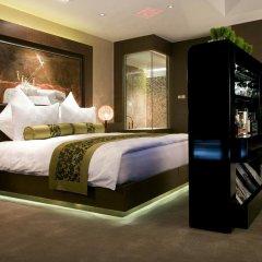 Pudi Boutique Hotel Fuxing Park Shanghai 4* Номер Делюкс с различными типами кроватей фото 3