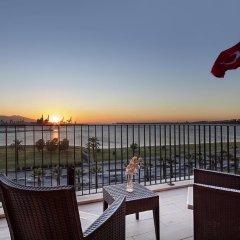 Отель Hilton Garden Inn Izmir Bayrakli 4* Стандартный номер с различными типами кроватей фото 4