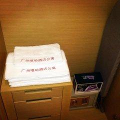 Отель Guangzhou HipHop Apartment Poly World Trade Branch Китай, Гуанчжоу - отзывы, цены и фото номеров - забронировать отель Guangzhou HipHop Apartment Poly World Trade Branch онлайн сейф в номере