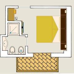 Hotel Caesar Paladium 3* Стандартный номер фото 3