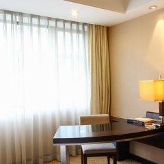 Guangdong Yingbin Hotel 4* Номер Бизнес с различными типами кроватей фото 3