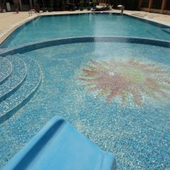 Отель VP Black Sea Болгария, Солнечный берег - отзывы, цены и фото номеров - забронировать отель VP Black Sea онлайн бассейн фото 2
