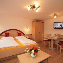 Отель Aparthotel Waidmannsheil 4* Апартаменты разные типы кроватей фото 3