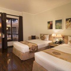 Vien Dong Hotel 3* Улучшенный номер с различными типами кроватей фото 4