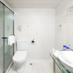 Hotel Beverly Plaza 3* Улучшенный номер с разными типами кроватей фото 4