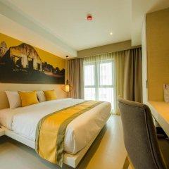 Отель Bizotel Bangkok 3* Улучшенный номер фото 5