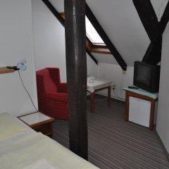 Hotel Svornost 3* Стандартный номер с различными типами кроватей фото 5
