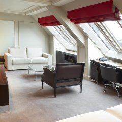 Отель Hilton Brussels Grand Place 4* Полулюкс с разными типами кроватей фото 3