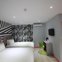 Best Western London Peckham Hotel 3* Стандартный номер с различными типами кроватей фото 37