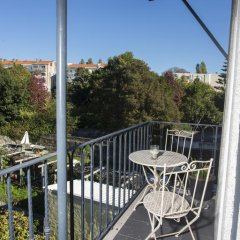 Отель 214 Porto Улучшенные апартаменты с различными типами кроватей фото 4