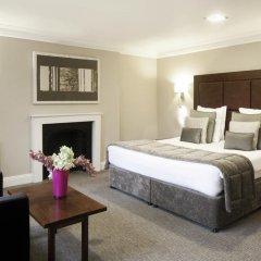 Отель Grange Beauchamp 4* Улучшенный номер с различными типами кроватей фото 3