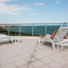 Отель Momchil Villas Болгария, Балчик - отзывы, цены и фото номеров - забронировать отель Momchil Villas онлайн балкон
