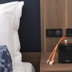 Отель Aloft Munich Стандартный номер с различными типами кроватей фото 7
