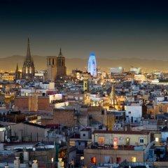 Отель Andante Hotel Испания, Барселона - 1 отзыв об отеле, цены и фото номеров - забронировать отель Andante Hotel онлайн приотельная территория фото 2