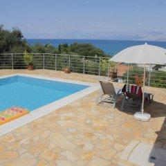 Отель Olive Groove Греция, Корфу - отзывы, цены и фото номеров - забронировать отель Olive Groove онлайн бассейн фото 2