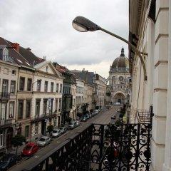 Отель Guest House Backhouse Брюссель балкон