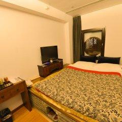 Отель Shichahai Shadow Art Performance Пекин комната для гостей фото 4