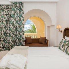 Отель Africa Jade Thalasso 4* Улучшенный номер с различными типами кроватей