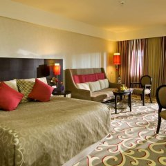 Отель Cornelia Diamond Golf Resort & SPA - All Inclusive 5* Стандартный семейный номер с двуспальной кроватью фото 6