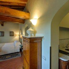 Отель Villa Olmi Firenze 4* Стандартный номер с различными типами кроватей фото 6