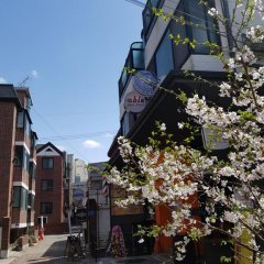 Отель Able Guesthouse Hongdae