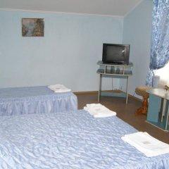 Галант Отель Номер с общей ванной комнатой с различными типами кроватей (общая ванная комната) фото 2