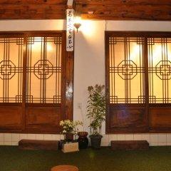 Отель Punggyeong Hanok Guesthouse Южная Корея, Сеул - отзывы, цены и фото номеров - забронировать отель Punggyeong Hanok Guesthouse онлайн интерьер отеля фото 2