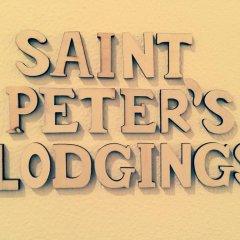 Отель Saint Peter's Lodgings интерьер отеля фото 2