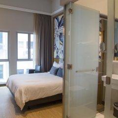 Hotel Bencoolen@Hong Kong Street 4* Номер Делюкс с различными типами кроватей