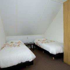 Отель Horsetellerie Rheezerveen 3* Стандартный номер с различными типами кроватей фото 12