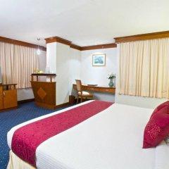 King Park Avenue Hotel 4* Номер Делюкс с различными типами кроватей фото 3