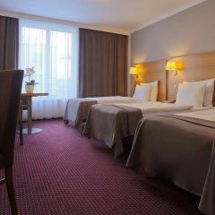Отель Botanique Prague 4* Стандартный номер с различными типами кроватей фото 13