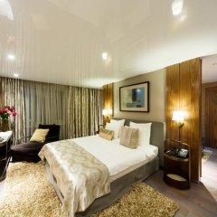 Гостиница Luciano Spa 5* Студия Делюкс с различными типами кроватей фото 5
