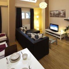 Апартаменты Premier Apartments Wenceslas Square Студия с различными типами кроватей фото 10