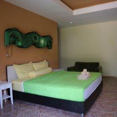 Отель Kamala Tropical Garden 3* Студия с двуспальной кроватью фото 14
