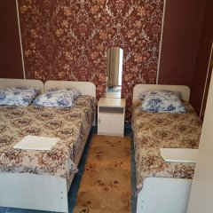 Гостевой дом Вера Номер с общей ванной комнатой с различными типами кроватей (общая ванная комната)