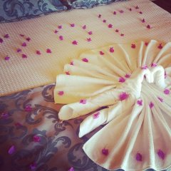 Seaview Faralya Butik Hotel Номер Делюкс с различными типами кроватей фото 19